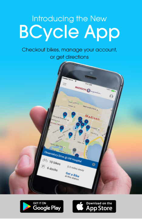 BCycle App Image