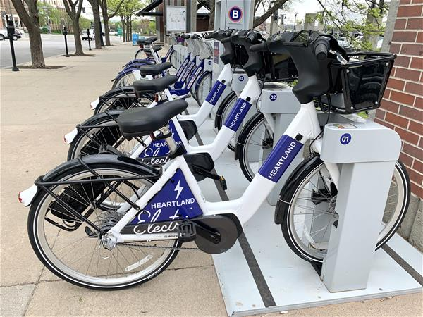 Heartland B-cycle Electric