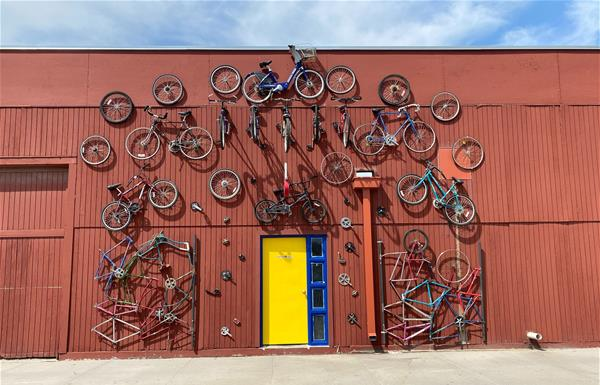 Heartland B-cycle Art